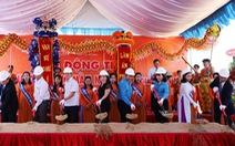 Kim Oanh Group xây trường mầm non cho con em công nhân lao động