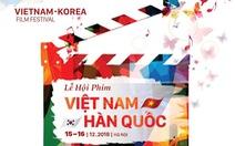 Lễ hội phim Việt Nam-Hàn Quốc 2018