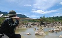 Đà Nẵng đề nghị 3 thủy điện hạn chế phát điện để tích nước