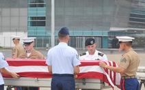 Trao trả thêm 3 bộ hài cốt quân nhân Mỹ