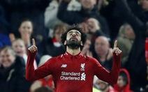 Salah 'nổ súng', Liverpool loại Napoli