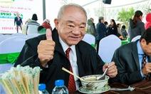 Ngày của phở tại Hà Nội: 'Phở chính là hộ chiếu của ẩm thực Việt Nam'