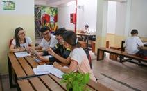 Trường ở Sài Gòn mở cửa đến 22h30 cho sinh viên ôn thi