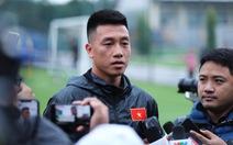 Tiền vệ Huy Hùng: 'Tuyển Việt Nam nỗ lực đoạt chức vô địch'