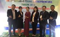 Khai mạc Diễn đàn doanh nhân trẻ ASEAN+3