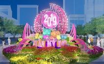 Công bố những nét mới của đường hoa Nguyễn Huệ Tết Kỷ Hợi