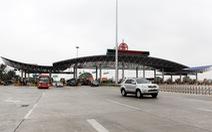 Đề xuất 'xả trạm' thu phí cửa ngõ nam Hà Nội trong 3 ngày tết