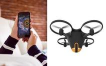 Dùng drone làm hệ thống giám sát nhà
