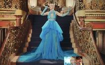 Công Trí hoàn thành váy mới cho Katy Perry trong 24 giờ