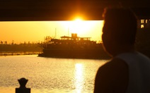 Sài Gòn cuối năm bình yên trong phố nhỏ