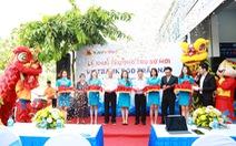 Vietbank Trần Não khai trương trụ sở mới