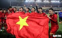 Việt Nam vững vàng vị trí 100 trên bảng xếp hạng FIFA