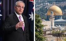 Úc sẽ thừa nhận Tây Jerusalem là thủ đô Israel