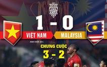 Coi thống kê là rõ tuyển Việt Nam hiệu quả hơn Malaysia