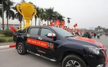 Vietcombank thưởng 1 tỉ đồng nếu Đội tuyển Việt Nam vô địch