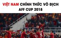 Dân mạng Việt Nam đang 'sướng rơn' trong đêm vô địch!