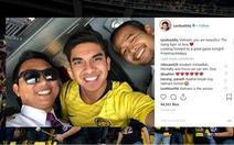 Bộ trưởng hot boy Malaysia vừa tới Hà Nội, lên instagram: 'Việt Nam, bạn thật đẹp'