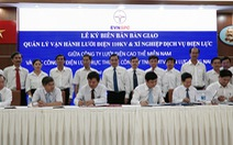 EVN SPC: Thành lập Công ty Dịch vụ Điện lực miền Nam