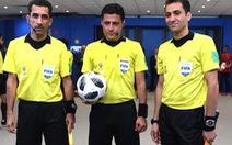Trọng tài bắt 4 trận World Cup 2018 sẽ cầm còi trận VN - Malaysia