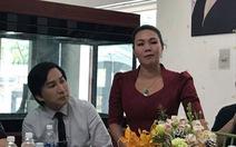 Ngọc Huyền khóc, thông báo hủy live show