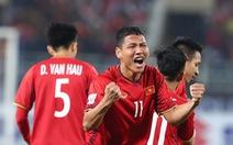 Đội tuyển Việt Nam đá giao hữu với Triều Tiên ngày 25-12