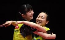 Thần đồng bóng bàn Nhật Bản hạ đo ván sao Trung Quốc ở Grand Finals