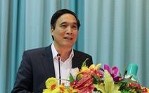 Ông Bùi Minh Châu là tân bí thư Tỉnh ủy Phú Thọ