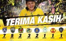 CĐV Malaysia bắt lỗi FAM vì 'lá thư' cám ơn đội tuyển Malaysia