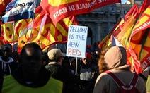 Ý biểu tình chống luật mới cứng rắn hơn với người di cư