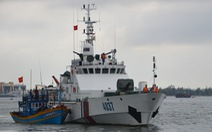 Kiểm tra, ngăn chặn tàu cá đi đánh bắt trái phép ở nước ngoài