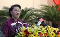 Chủ tịch Quốc hội: Diện mạo Đà Nẵng không thua thành phố nào