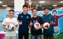 Cựu danh thủ Park Ji Sung chúc mừng đội tuyển VN vô địch AFF Cup 2018
