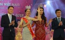 Nữ sinh trường Luật đăng quang hoa khôi sinh viên Việt Nam