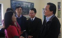 Bộ trưởng Phùng Xuân Nhạ: Ngăn ngừa từ gốc xâm hại tình dục học sinh