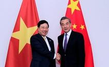 Việt Nam đánh giá cao đàm phán thực chất về COC