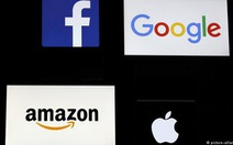 Pháp tuyên bố đánh thuế nặng Google, Facebook, Amazon...