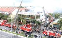 Hơn nửa số xe chữa cháy ở Đà Nẵng 'hết đát'