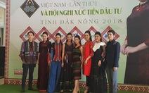 Lễ hội văn hoá thổ cẩm Việt Nam tại Đắk Nông