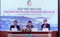 Liên hoan Truyền hình toàn quốc diễn ra tại Đà Lạt