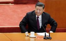 Ông Tập: Trung Quốc đang đứng trước bão lớn