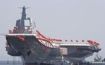 Tuồn bí mật tàu sân bay ra ngoài, quan Trung Quốc có nguy cơ lãnh án tử