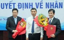 Đà Nẵng có chánh văn phòng UBND, giám đốc sở mới