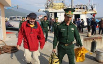 Trưởng phái đoàn Philippines cảm ơn ngư dân Việt Nam