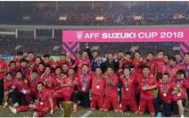FIFA khen bóng đá VN: 'Đang trong giai đoạn thành công nhất lịch sử'