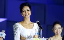 Hoa hậu H'Hen Niê nhận giải Ngôi sao vì cộng đồng 2018