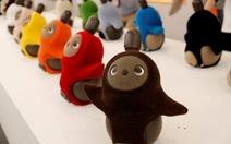 Nhật Bản sản xuất robot chống trầm cảm
