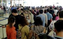 Tết này, sân bay Tân Sơn Nhất còn quá tải?
