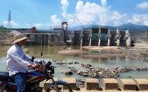 Thủy điện xả nước phát điện, người chăn bò bị cuốn trôi