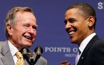 Cựu tổng thống Bush 'cha' qua đời: Một nhiệm kỳ định hình nước Mỹ