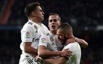 Thắng may Valencia, Real Madrid vươn lên thứ 5